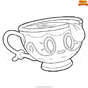 Coloring Pages Pokemon Ghost Supercolored
